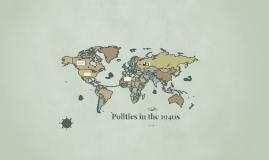 Politics in the 1940s