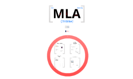 Copy of Basic MLA Formatting