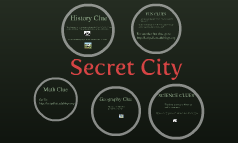 MY SECRET CITY