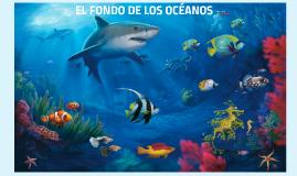El fondo de los océanos