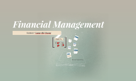 FINANCIAL MANAGERMENT