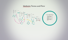 NetSuite Terms and Flow