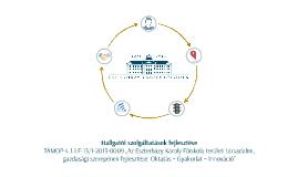 Szolgáltatások fejlesztése az Eszterházy Károly Főiskolán