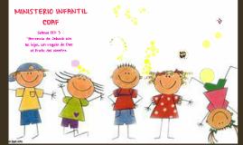 Ministerio Infantil CDAF