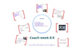 week 9 +8