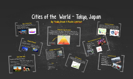 Cities of the  World - Tokyo, Japan