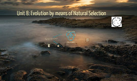 Unit 8: Evolution/Natural Selection