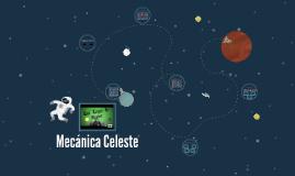 Mecánica Celeste