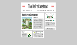 The Daily Construct