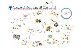 Scuola di Sviluppo di Comunità 2018-2019