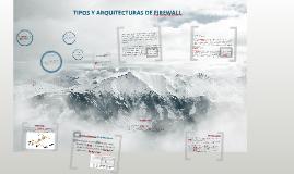 Copy of ARQUITECTURA DE FIREWALL