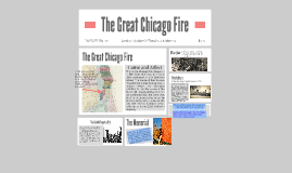 Chicago Fire of 1871