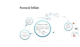 Copy of Proceso de Trefilado