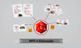 RPG e Educação 4ºCONPE