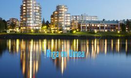 Riga en Umea