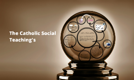 The Catholic Social Teaching's