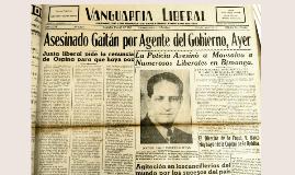 Análisis de Vanguardia Liberal