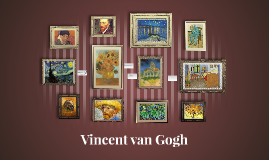 Copy of Copy of Vincent van Gogh