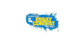 2013 LA GEAR UP Essay Contest