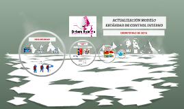 ACTUALIZACIÓN MODELO ESTÁNDAR DE CONTROL INTERNO