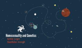 Homosexuality and Genetics