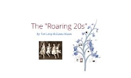 "The ""Roaring Twenties"""