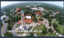Copy of The University of South Alabama