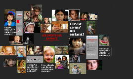 6ème - Les droits des enfants
