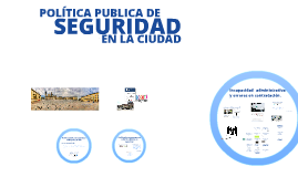 Copy of Debate: Política Pública de Seguridad en Bogotá