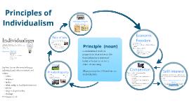 Individualism Social 30