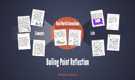 Boiling Point Reflection