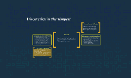 Copy of Discoveries in the Tempest