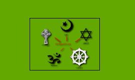Copy of Godsdienst Introductie klas 1