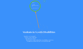 Students with Disabilities in S3
