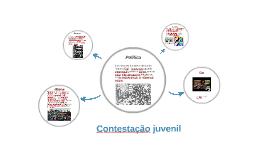 Copy of A contestação juvenil, política e cultural