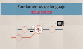 Fundamentos de lenguaje