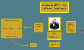 John Locke und seine Staatstheorie