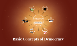 Basic Concepts of Democracy