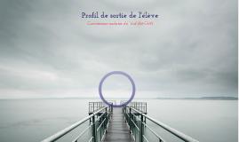 Profil de l'élève_CSVDC_28 juin 2012