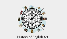 History of English Art