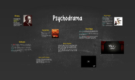 Copy of Psychodrama