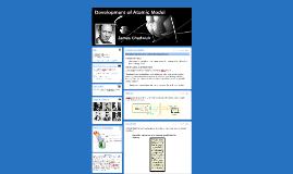 Development of Atomic Model - James Chadwick