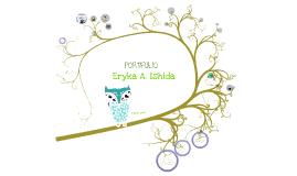 Portfolio in English - Eryka A. Ishida