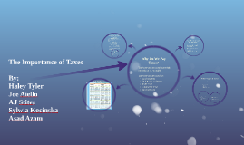 The Importance of Taxes