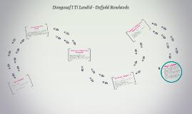 Dangosaf I Ti Lendid - Dafydd Rowlands