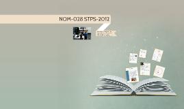 NOM-028 STPS-2012
