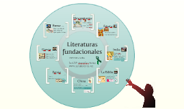 Copy of Literaturas fundacionales