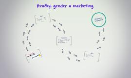 Hračky: gender a marketing