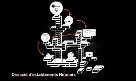 DIRECCIÓ D'ESTABLIMENTS HOTELERS