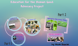 Copy of ED 475 Advocacy Project